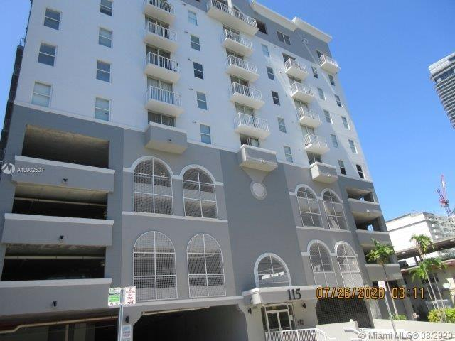 115 SW 11th St #PH 1 For Sale A10902507, FL