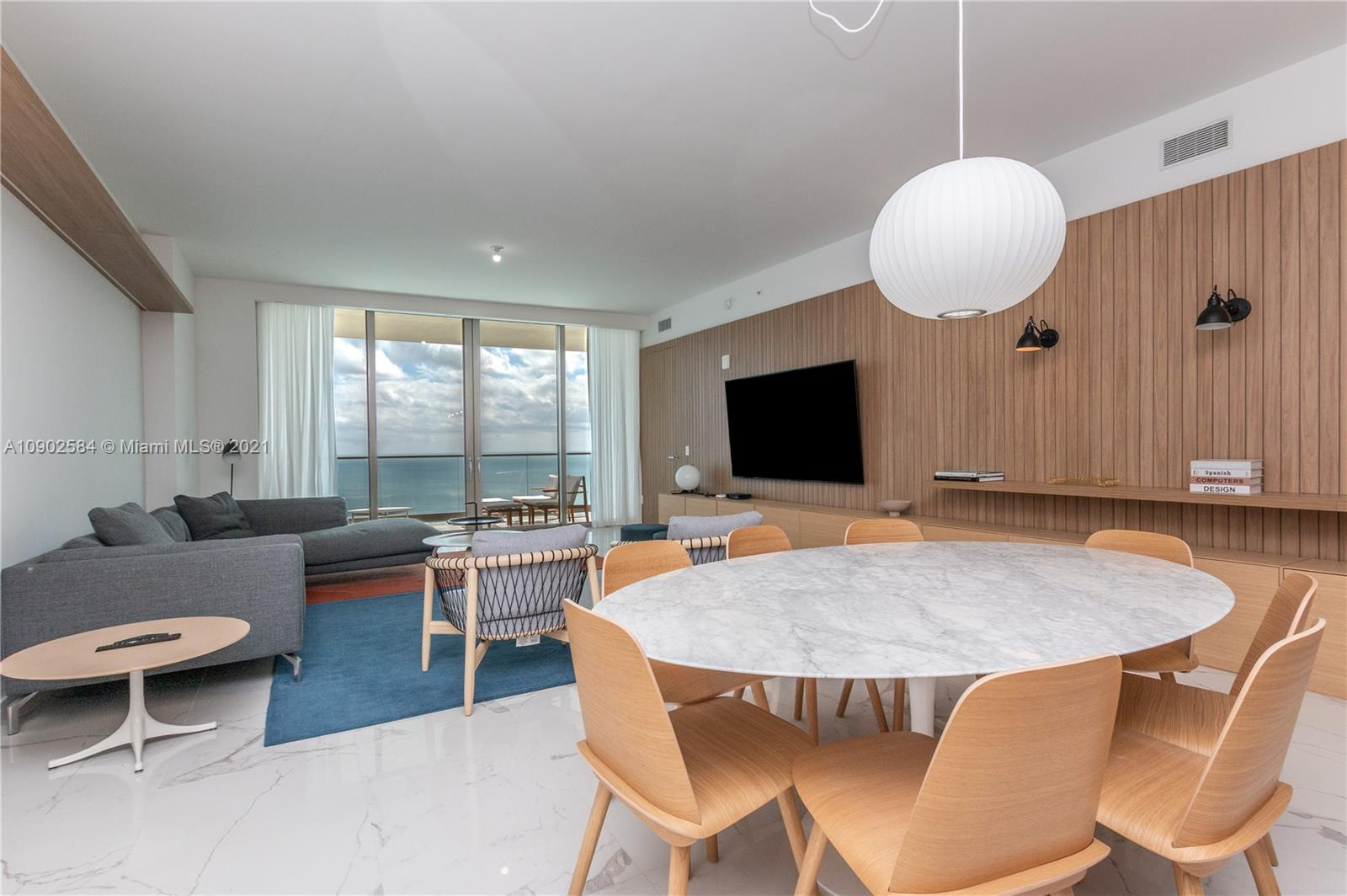 LOOK NO FURTHER. STUNNING DIRECT OCEAN VIEWS AND INTRACOASTAL.  PROPERTY READY TO WELCOME A NEW HOMEOWNER YOU TO ENJOY MODERN DESIGN LIVING. BRAND DETAILS. Call to schedule your private tour.