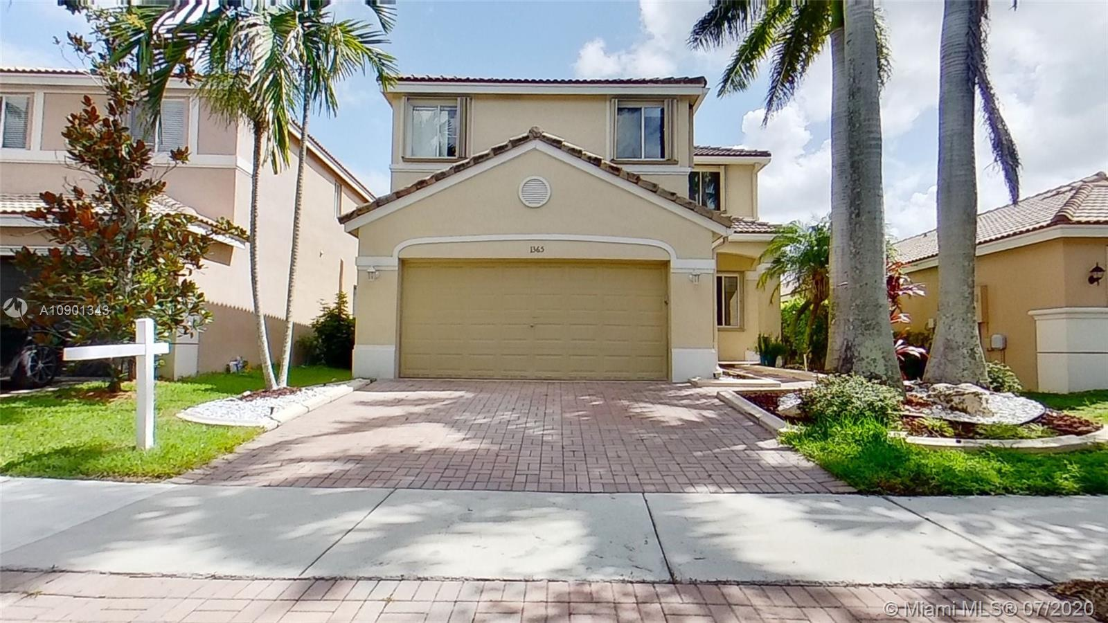 1365  Canary Island Dr  For Sale A10901343, FL