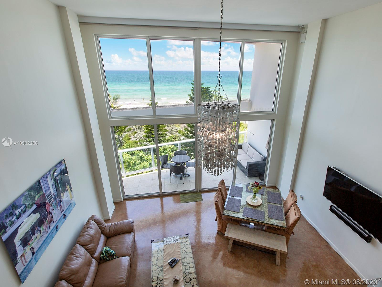 5445  Collins Ave #P2 For Sale A10902250, FL