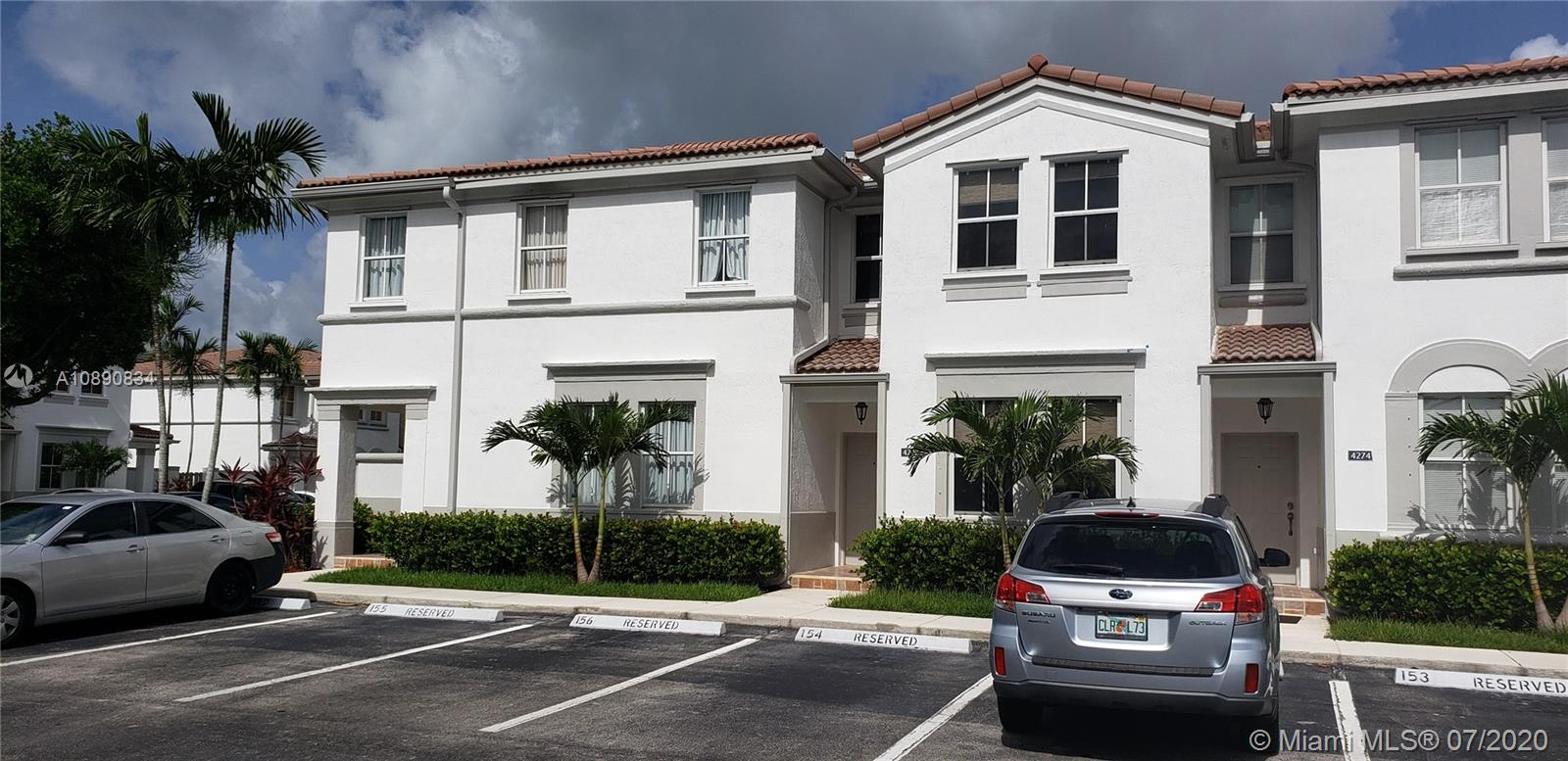 4292 SW 156th Ave #154 For Sale A10890834, FL