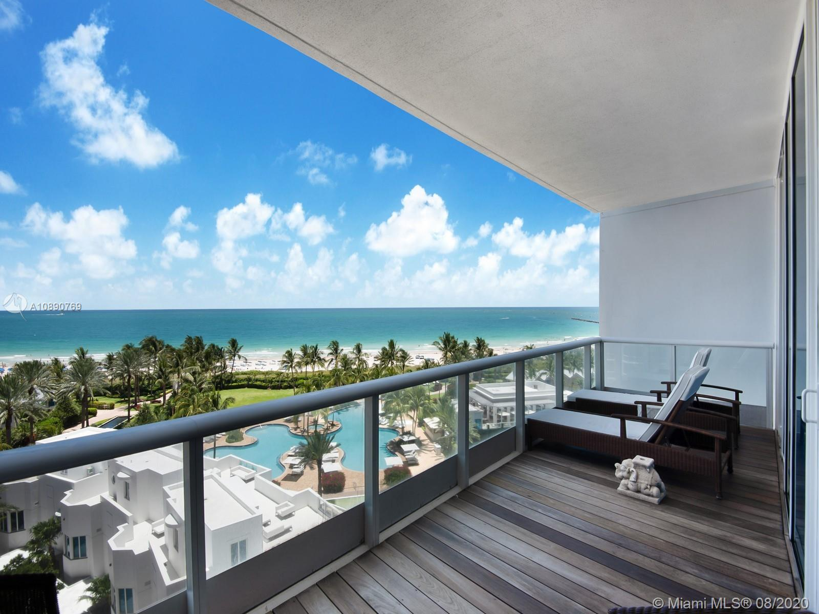 100 S Pointe Dr #808 For Sale A10890769, FL