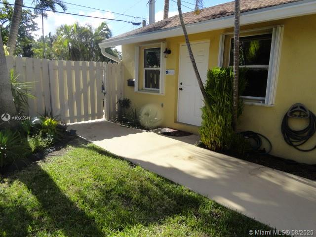 1644  Jackson St #Rear For Sale A10902941, FL