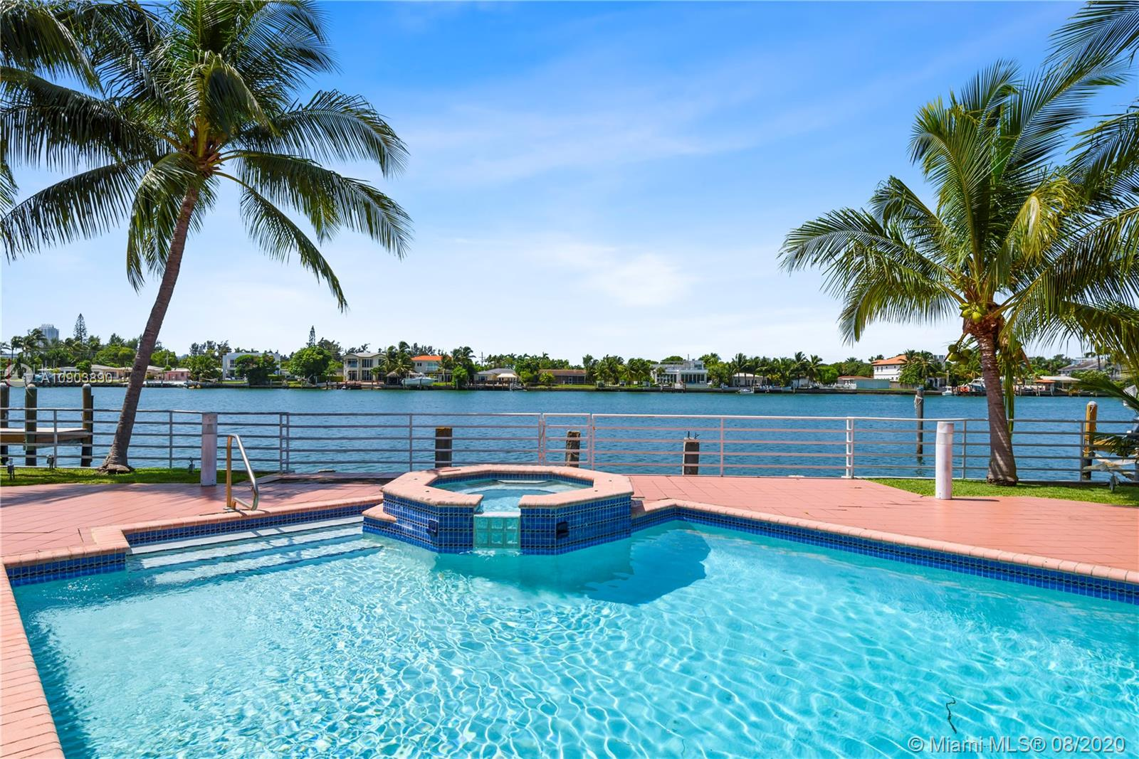 Absolute dream home in Miami Beach, amazing views of intracoastal paired with excellent architectural design which makes the appeal of this property a one of a kind Jewel. High Ceilings combined with spacious, open layout. 800 Sq ft of covered outdoor space. Picturesque views from sizeable roof deck. Breathtaking view of sunset and Miami skyline. Private guarded island of Biscayne point. Large pool with Jacuzzi overlooking the Bay. Come enjoy the best of Miami lifestyle. Close to beach, shopping, airport, and house of worship.