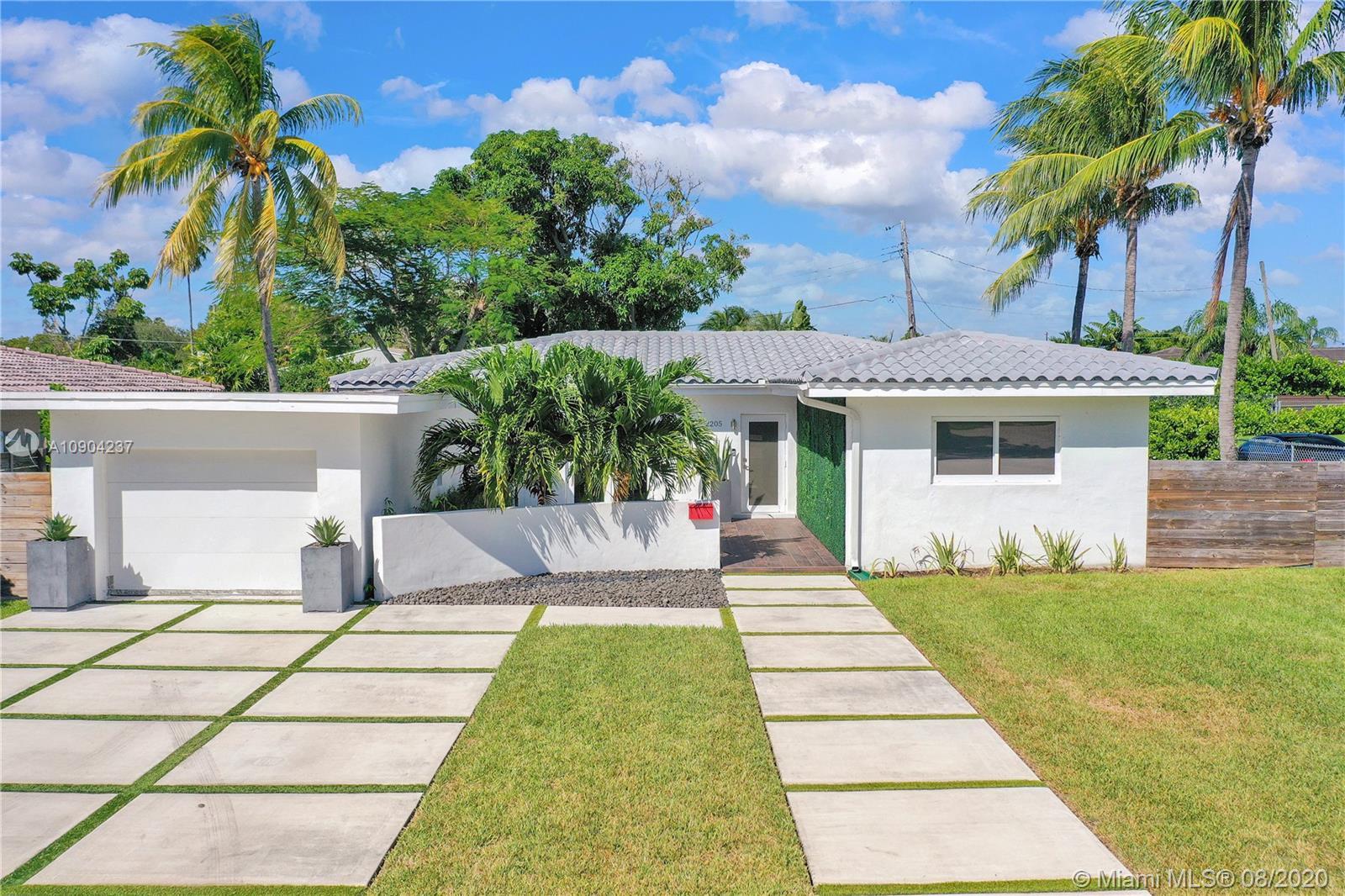 2205 NE 124th St  For Sale A10904237, FL