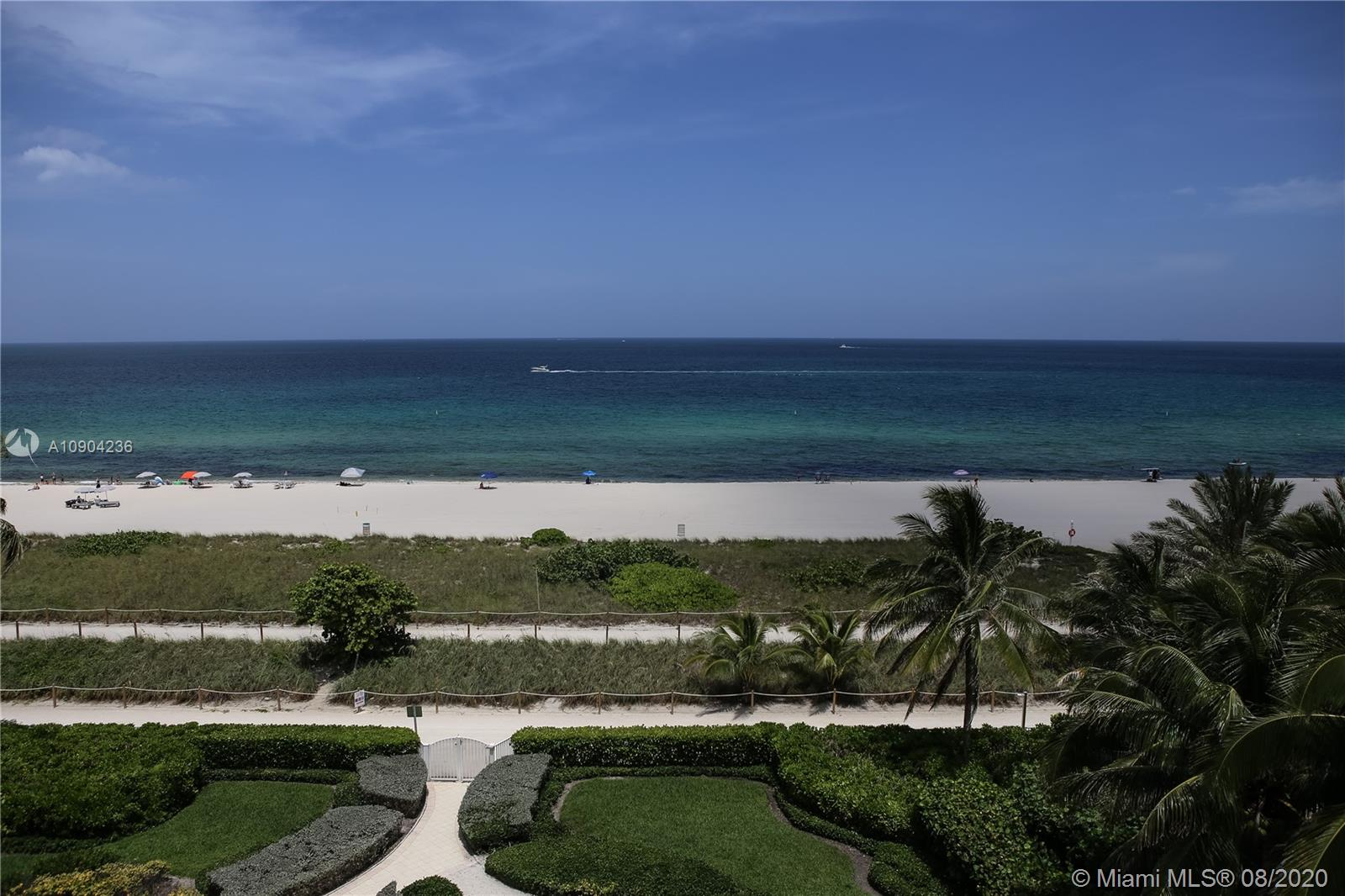 9455  Collins Ave #707 For Sale A10904236, FL