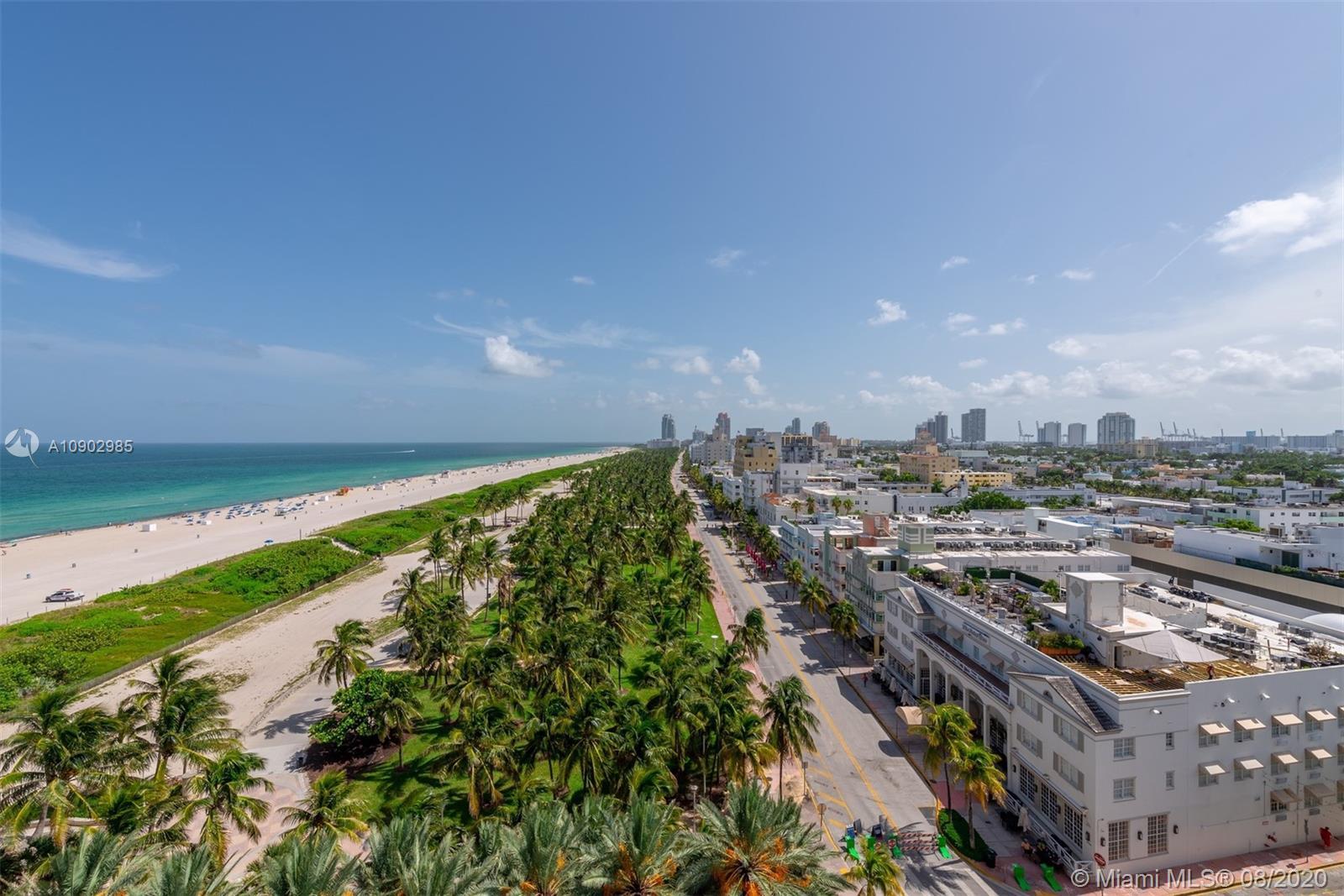 1455  Ocean Drive #1201/2 For Sale A10902985, FL