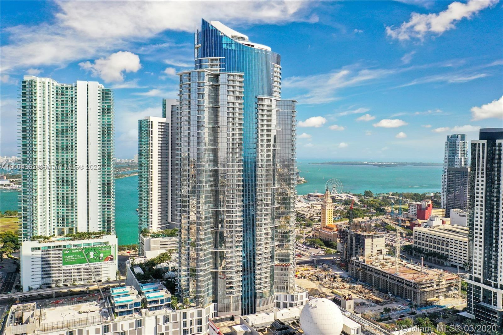 851 NE 1st Ave #2408 For Sale A10904352, FL