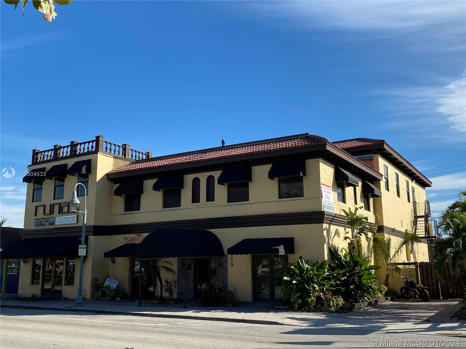 219 N 21st Ave  For Sale A10904533, FL