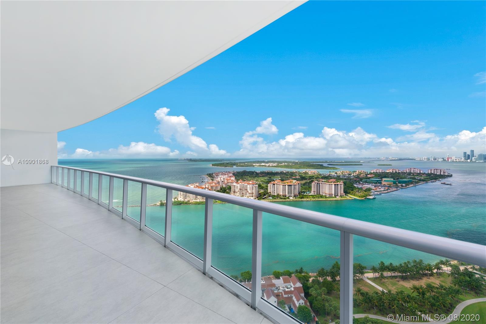 100 S Pointe Dr #3601 For Sale A10901868, FL