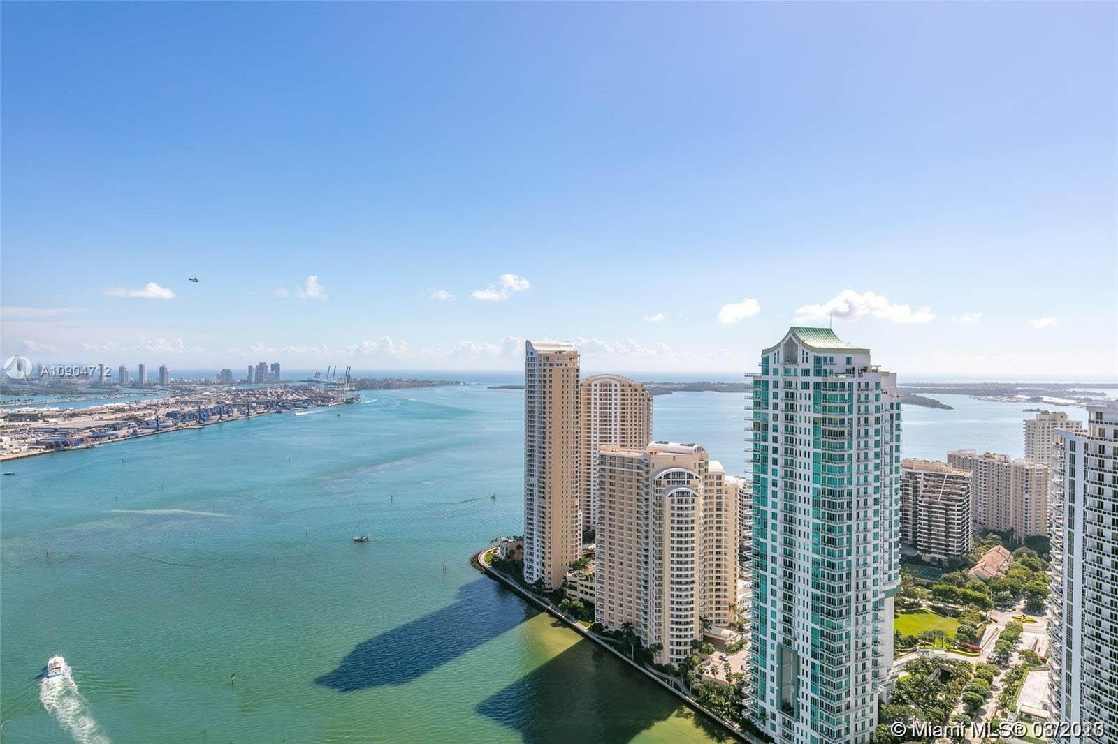 300 S Biscayne Blvd #PH-4002 For Sale A10904712, FL