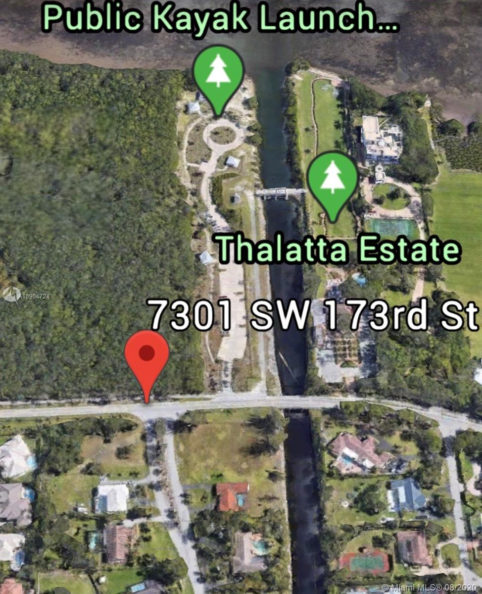 Amazing Property, huge lot, close enough to the bay, you can smell the ocean air! Drive by to appreciate location. Plans are being worked on now for a modern 2 story residence.