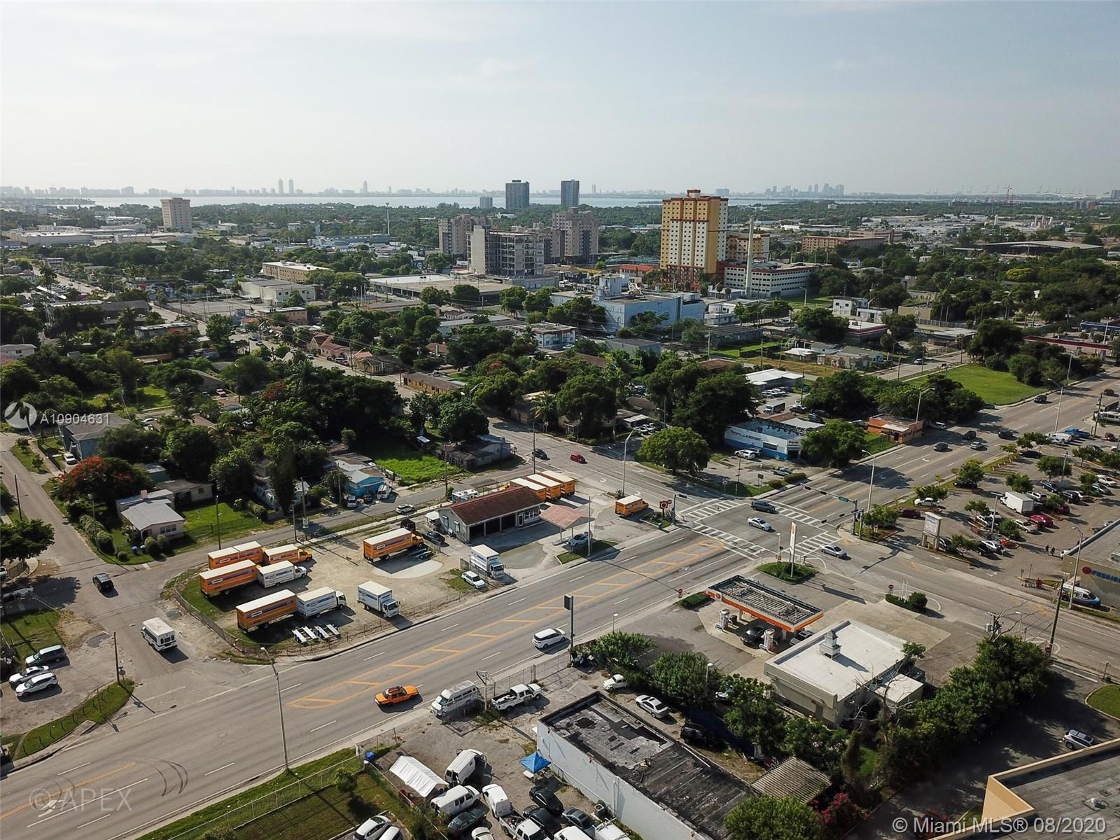 8201 N Miami Ave  For Sale A10904631, FL