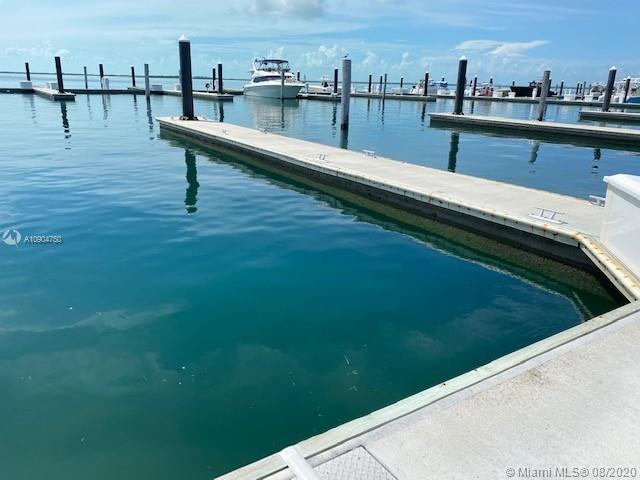 16  SLIP 16 BIMINI BAY / FISHERMAN VILLAGE  For Sale A10904750, FL