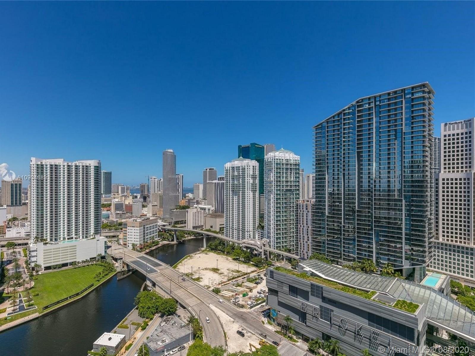 88 SW 7th St #2612 For Sale A10904689, FL