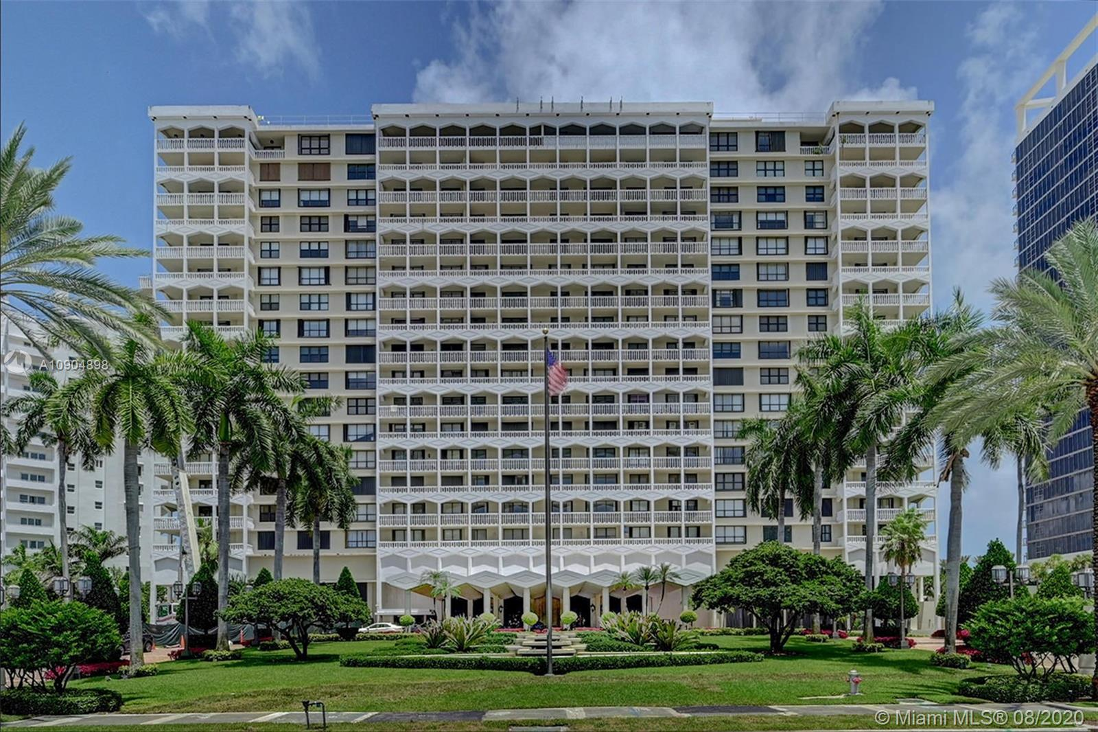 9801  Collins Ave #20H For Sale A10904898, FL