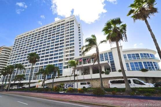 5445  Collins Ave #1612 For Sale A10905092, FL