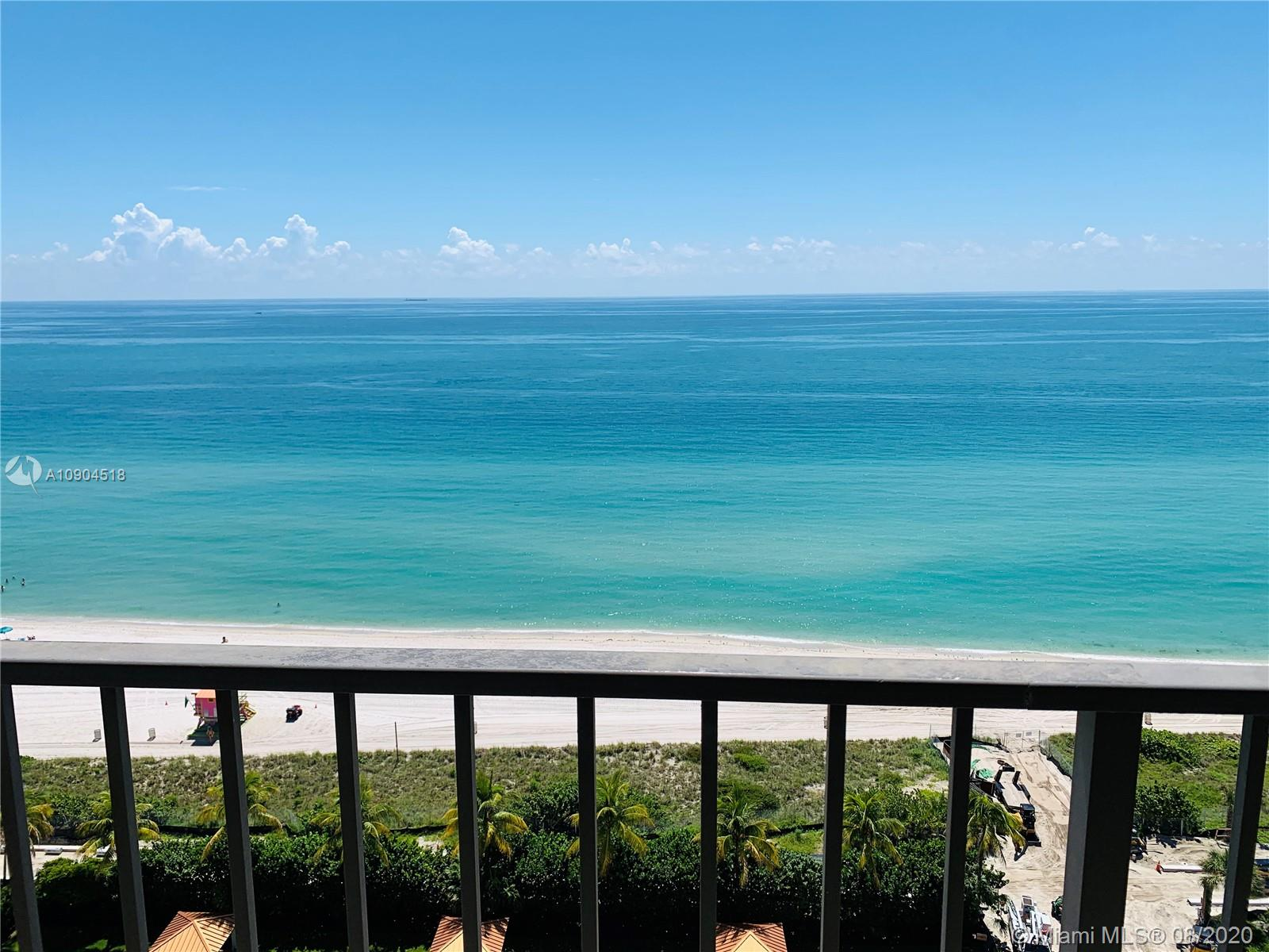 2625  Collins Ave #1803 For Sale A10904518, FL