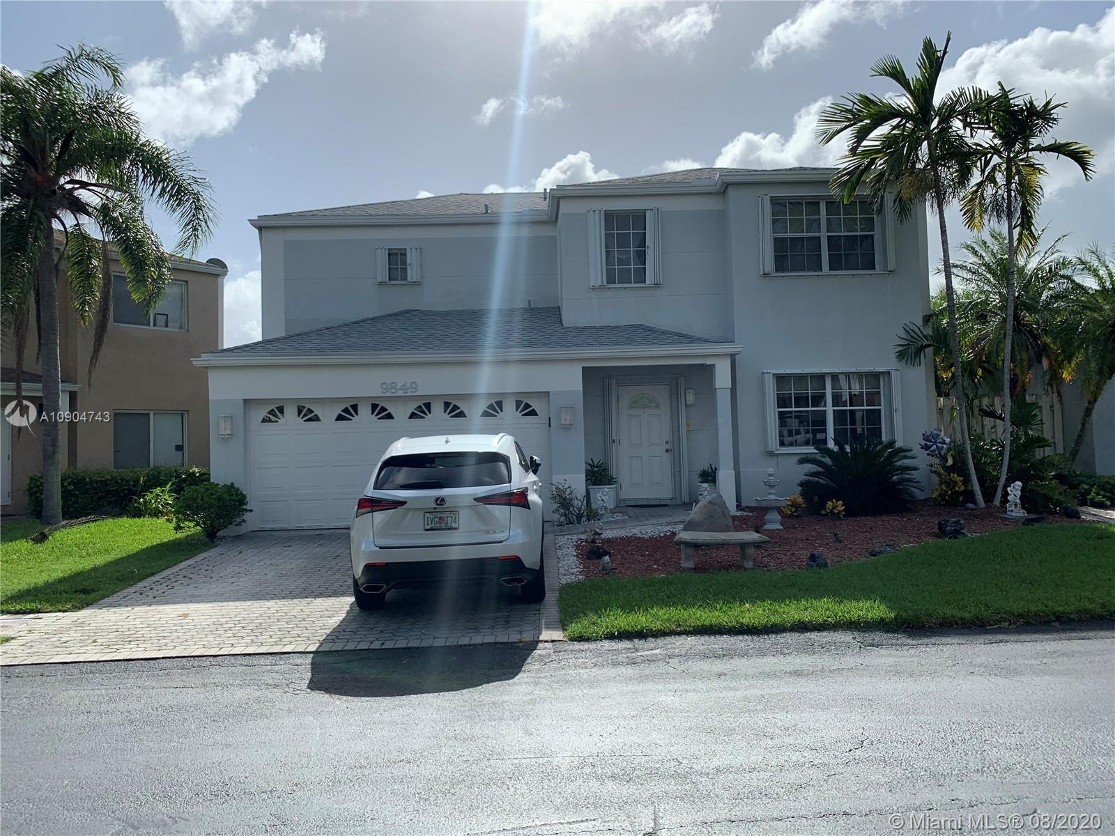 9849 SW 221st St  For Sale A10904743, FL