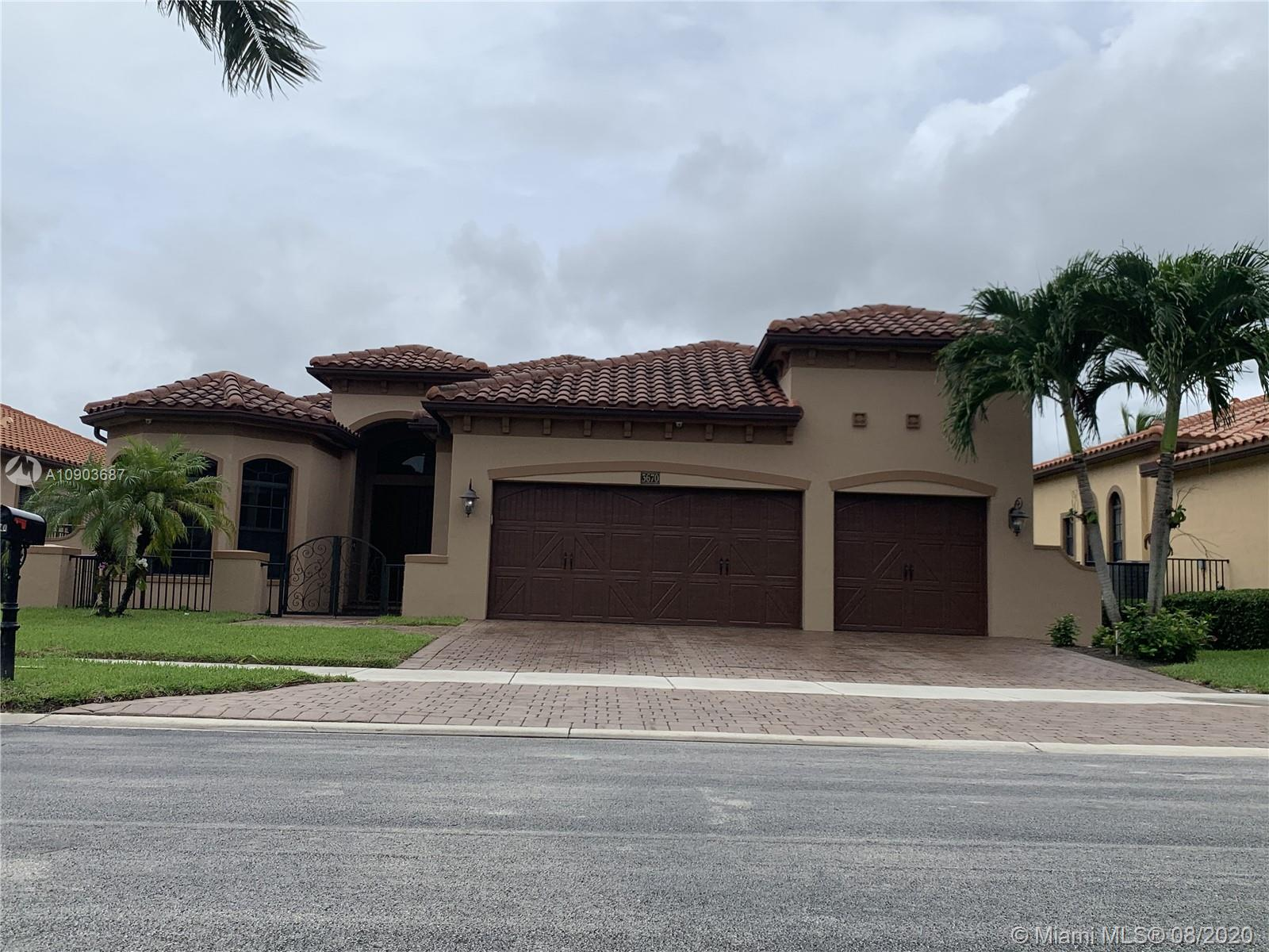 3670 NW 87th Ave  For Sale A10903687, FL