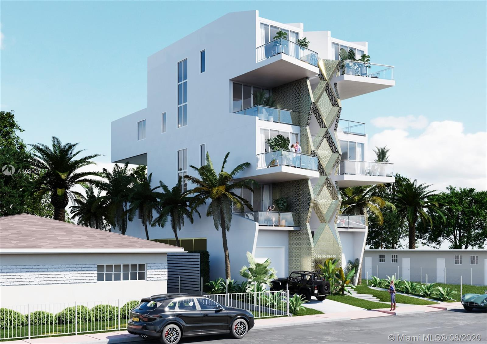 756  84th St #D For Sale A10904787, FL