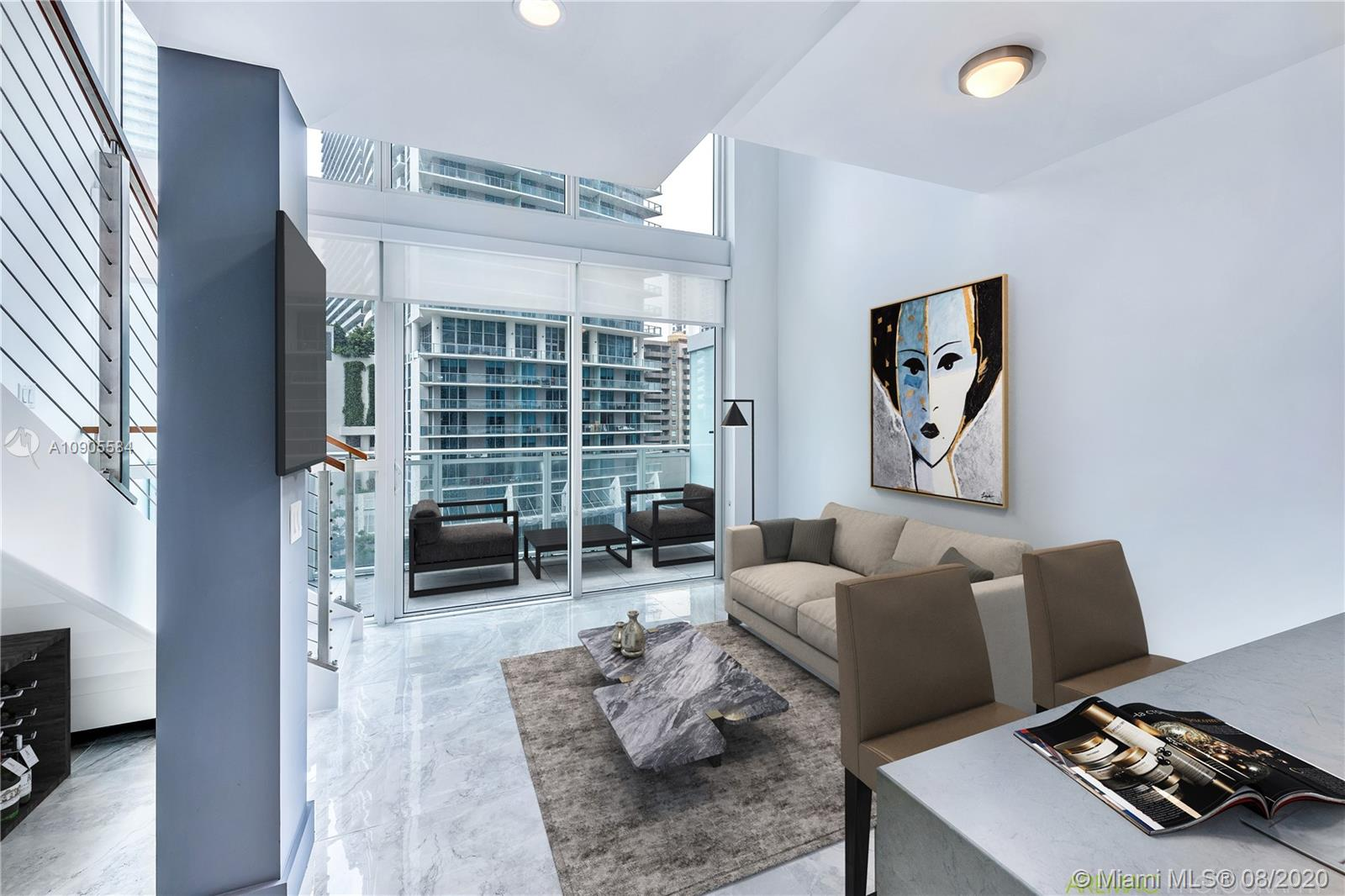 1080  Brickell Ave #703 For Sale A10905584, FL