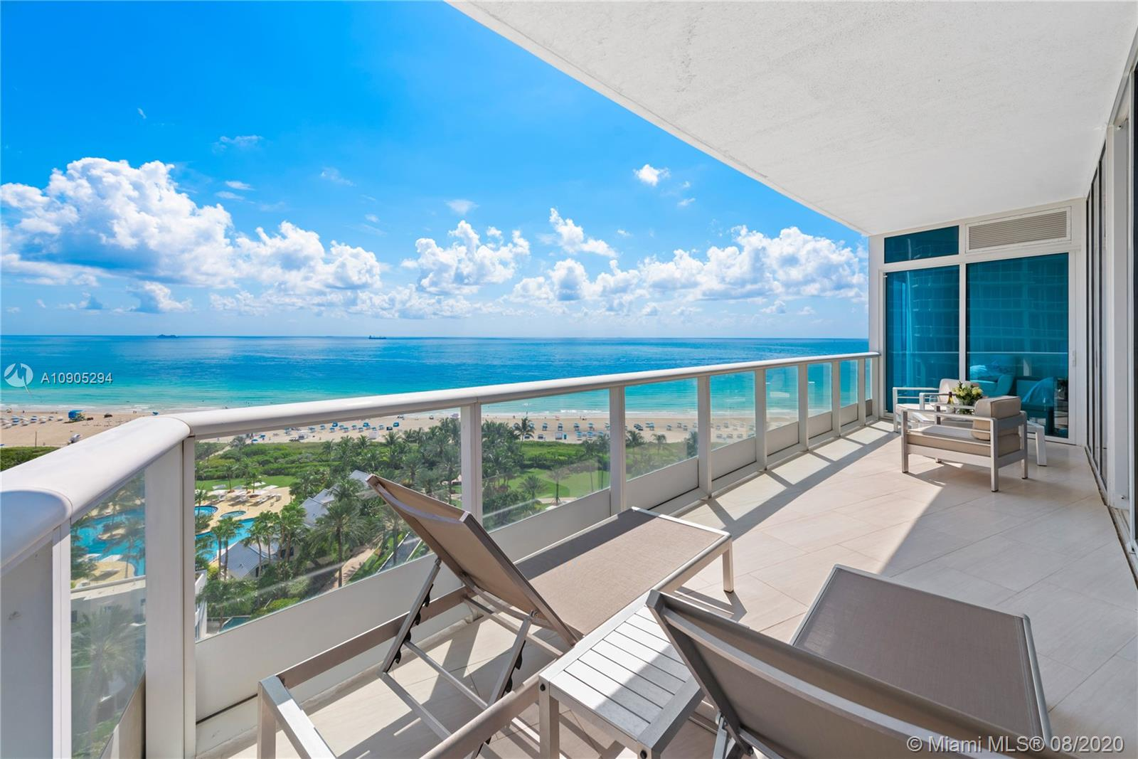 100 S Pointe Dr #1409 For Sale A10905294, FL