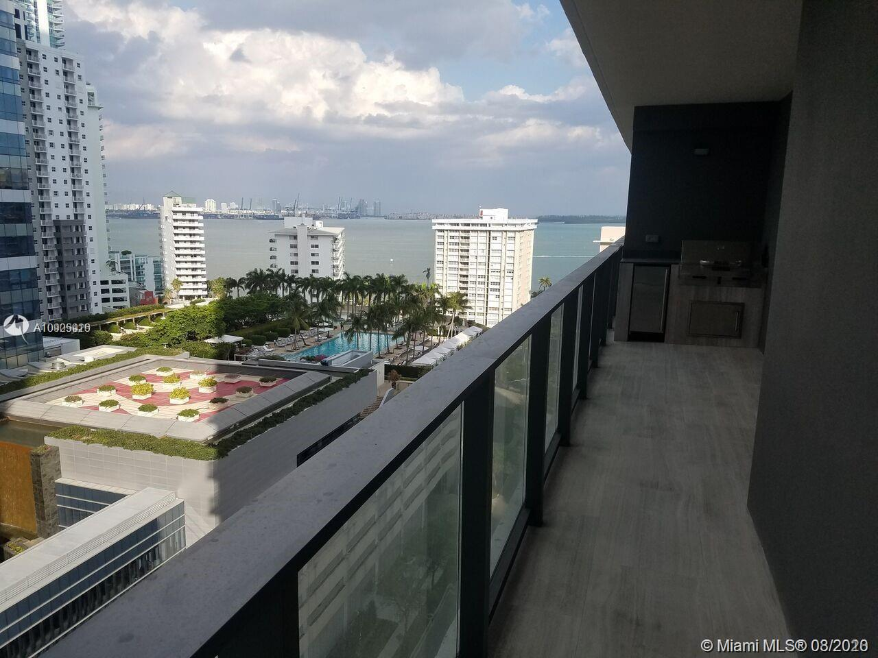 SPECTACULAR LUXURY RESIDENCE AT ECHO BRICKELL FEATURING 1 BED 1 BATH, TOP OF THE LINE APPLIANCES, PORCELAIN FLOORS, BUILT IN CLOSETS, AND MUCH MORE ! NEW SMART BUILDING WITH 5 STAR AMENITIES INCLUDING SPA, FITNESS CENTER, POOL, SAUNA AND MORE! PRICED TO SELL, WONT LAST!!!