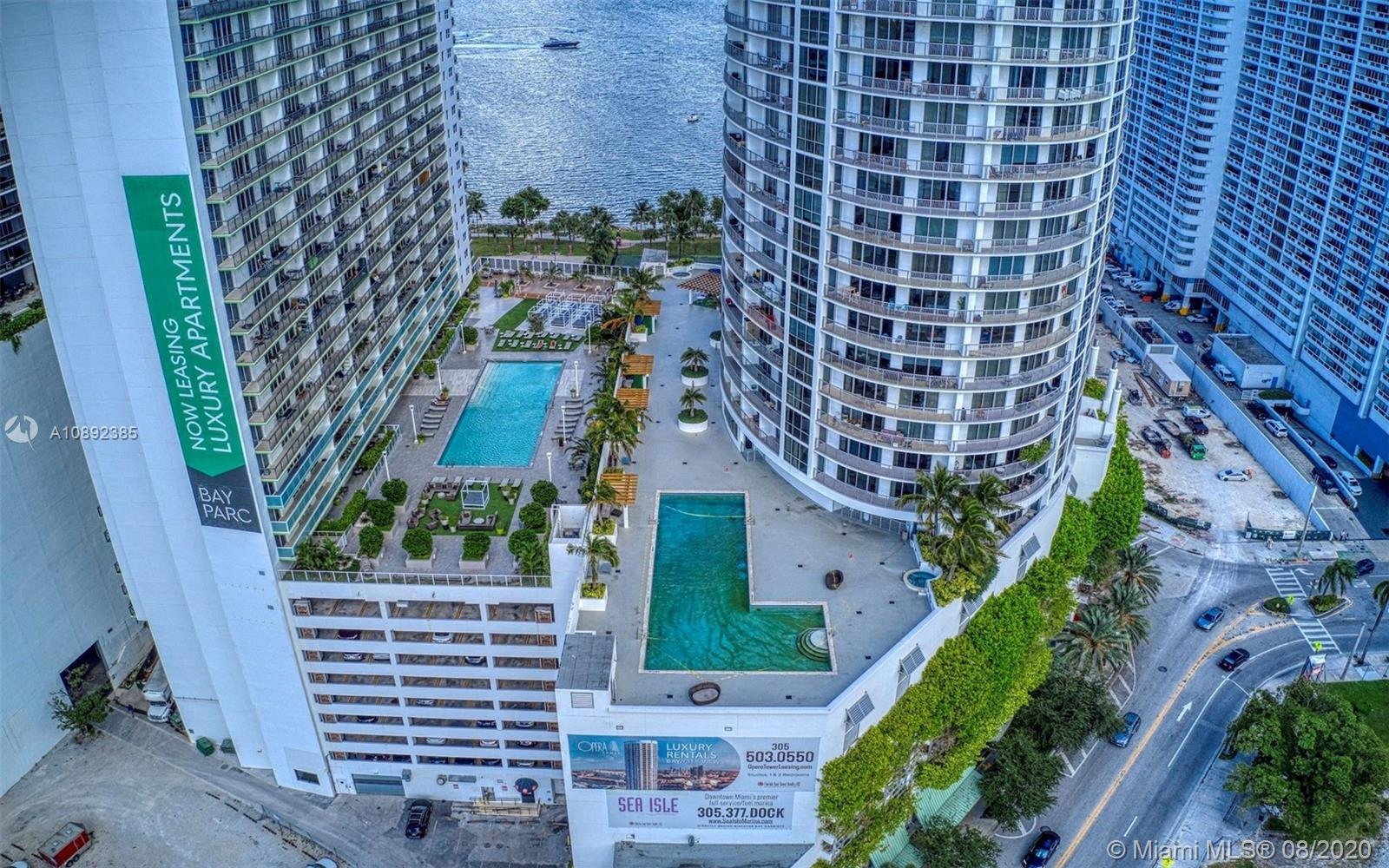 1750 N Bayshore Dr #3603 For Sale A10892385, FL