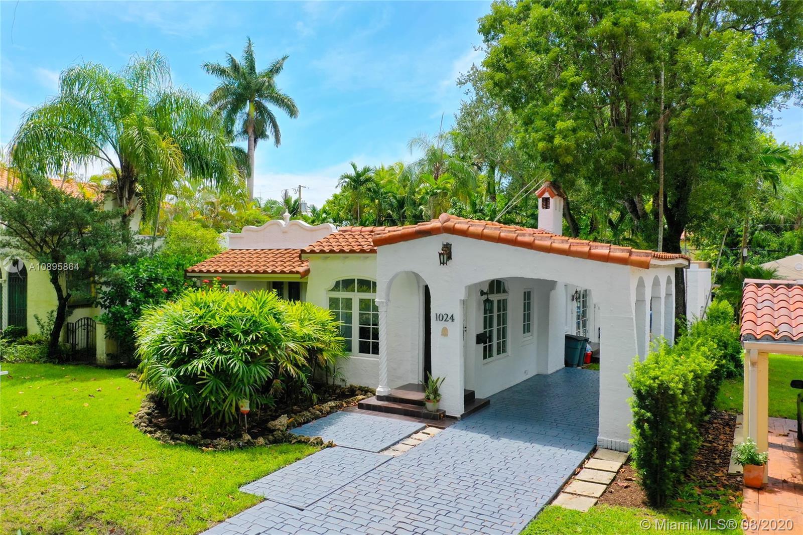 1024  Almeria Ave  For Sale A10895864, FL