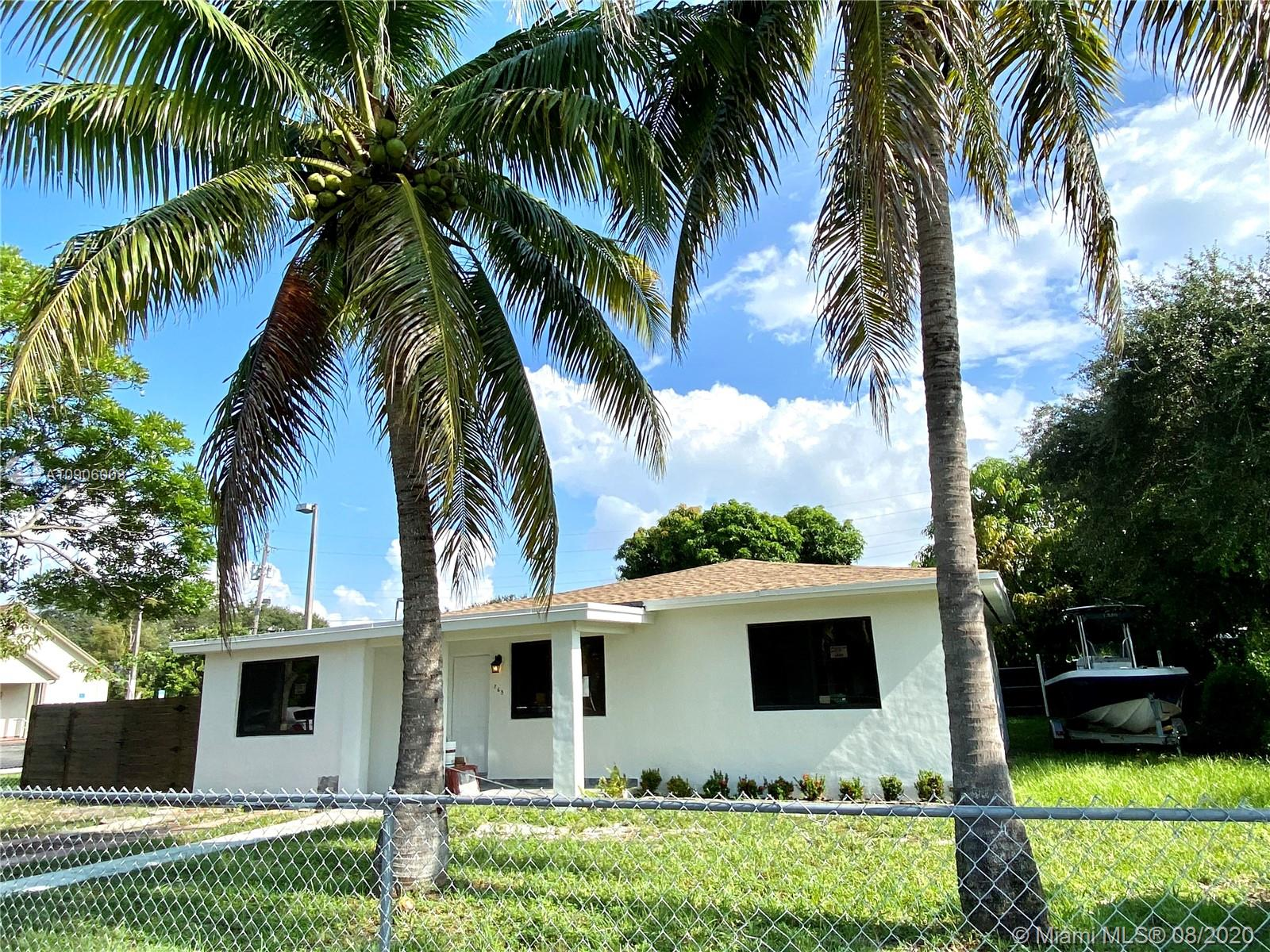 765 NW 138th St  For Sale A10906008, FL