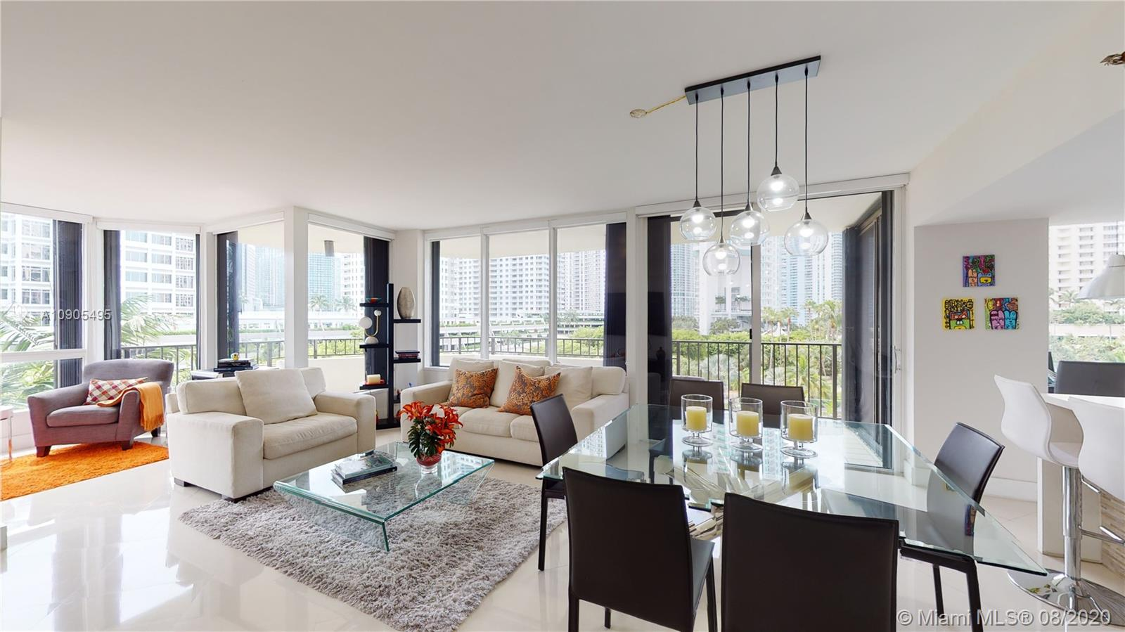 520  Brickell Key Dr #A621 For Sale A10905495, FL