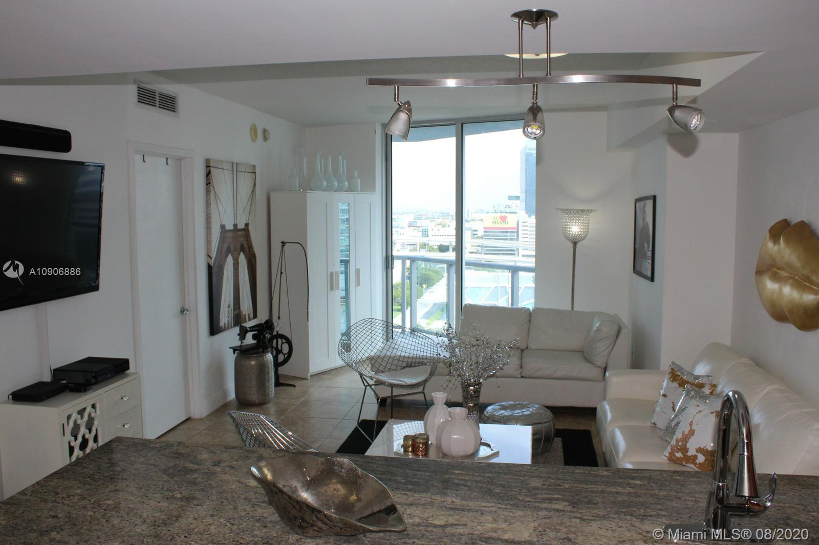 185 SW 7th St #1505 For Sale A10906886, FL