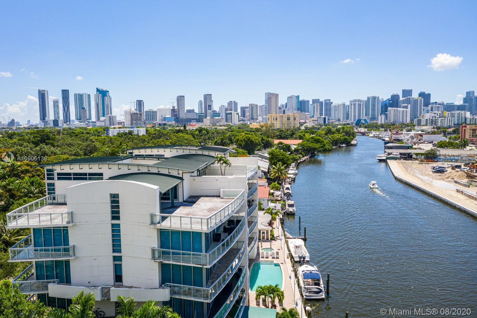 1090 NW N River Dr #504 For Sale A10906136, FL