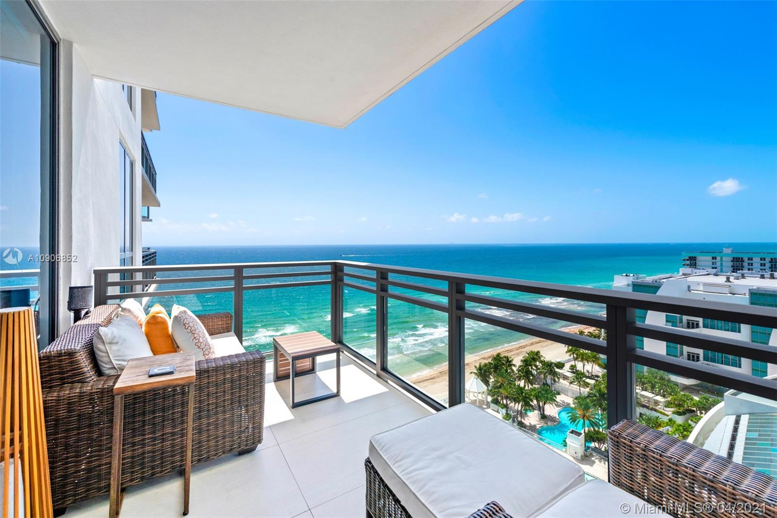 3535 S Ocean Dr #1903 For Sale A10906852, FL