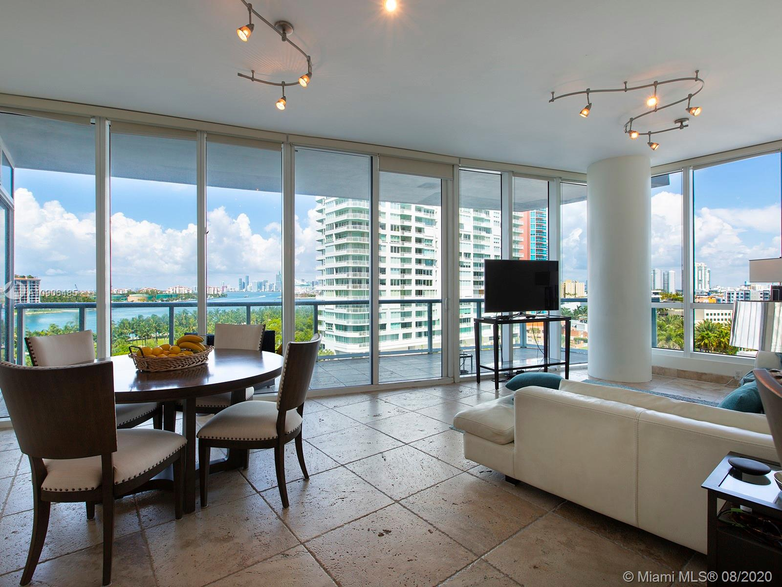 100 S Pointe Dr #801 For Sale A10906485, FL