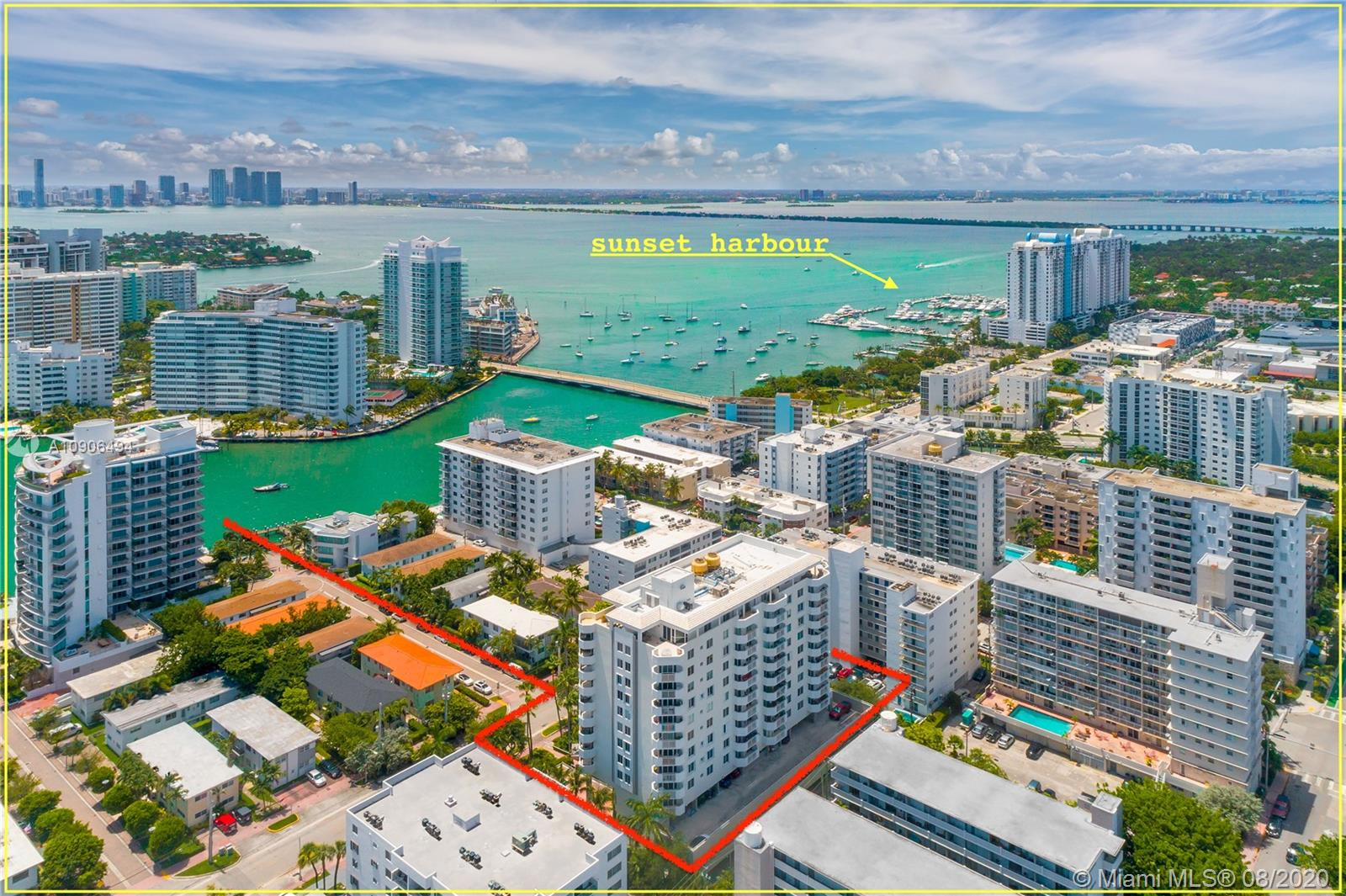 1621 Bay Rd #705, Miami Beach FL 33139