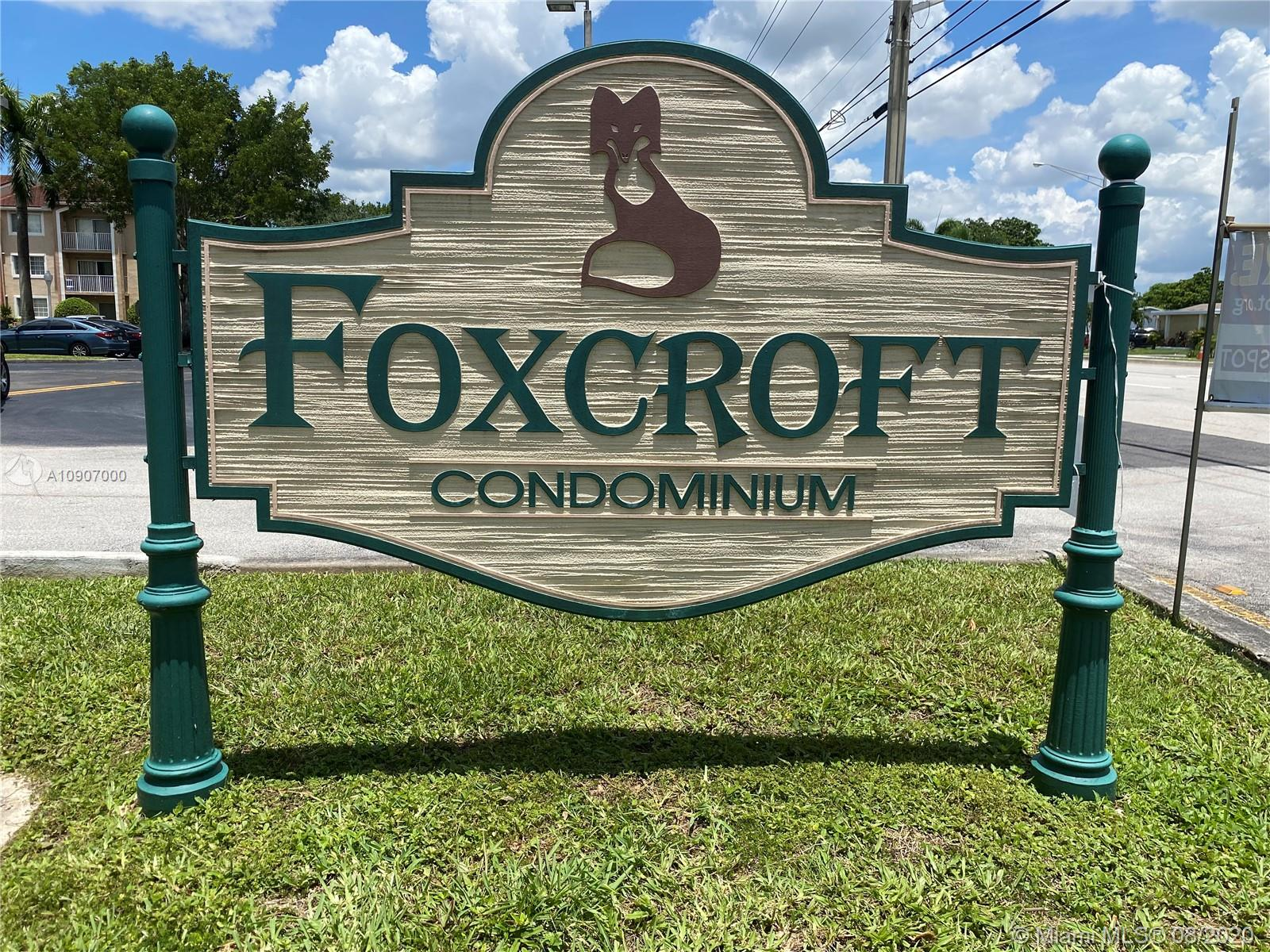 3390  Foxcroft Rd #C102 For Sale A10907000, FL