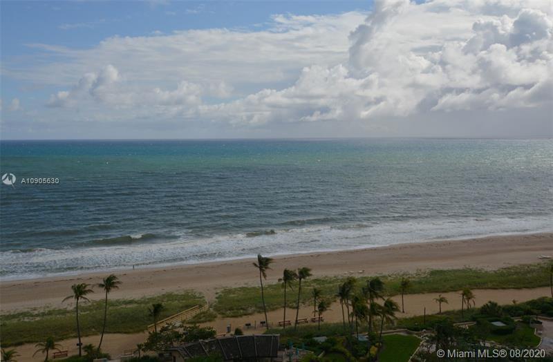 5100 N Ocean Blvd #1611, Lauderdale By The Sea FL 33308