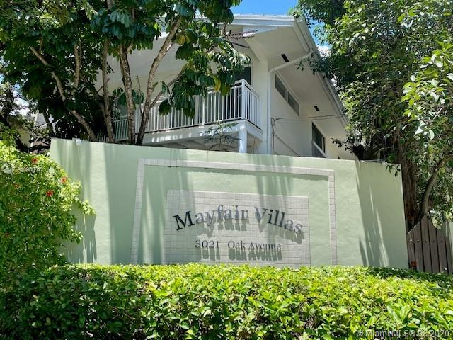 3021  Oak Ave #8 For Sale A10906812, FL