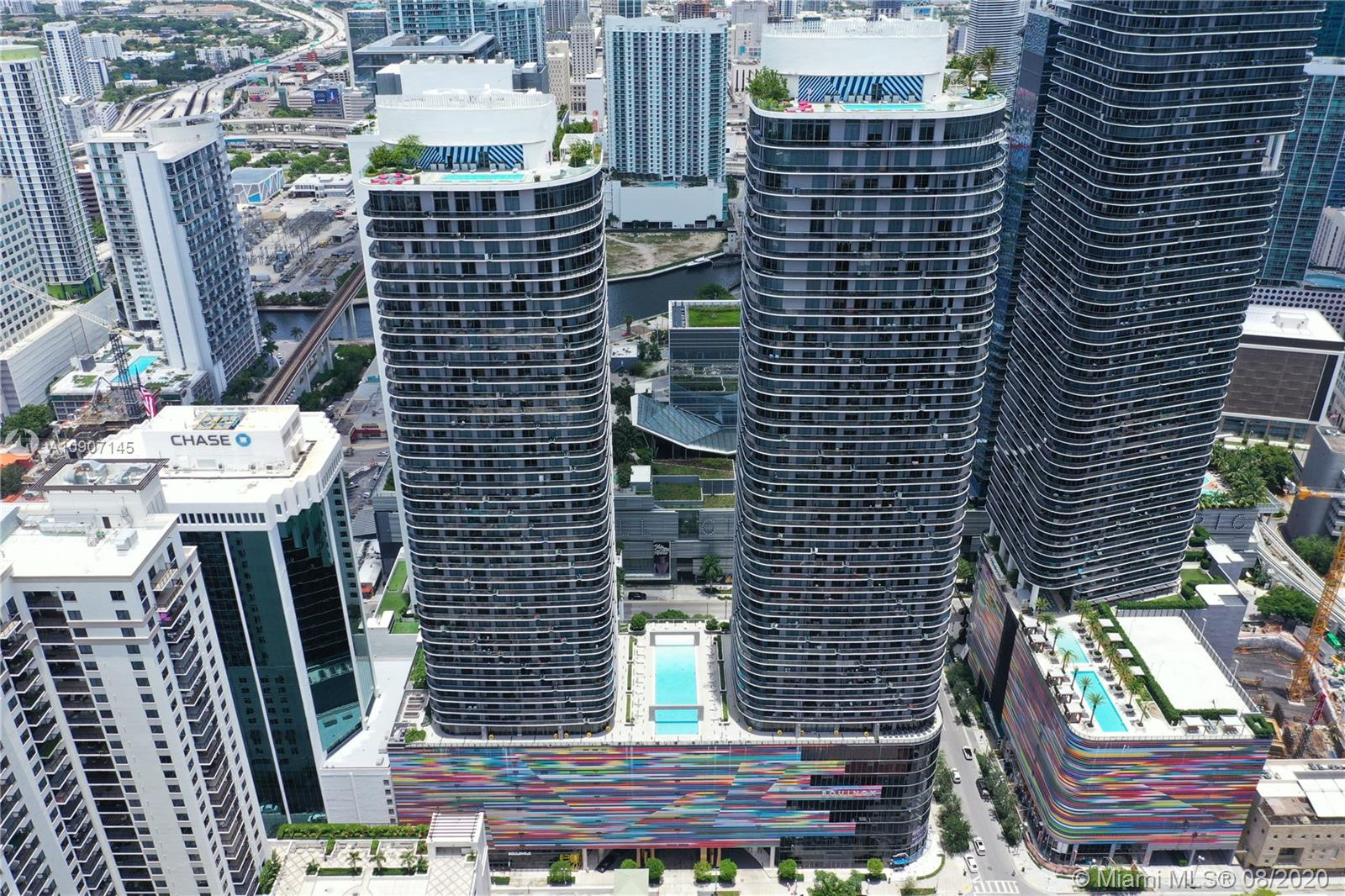 45 SW 9th St #2001 For Sale A10907145, FL