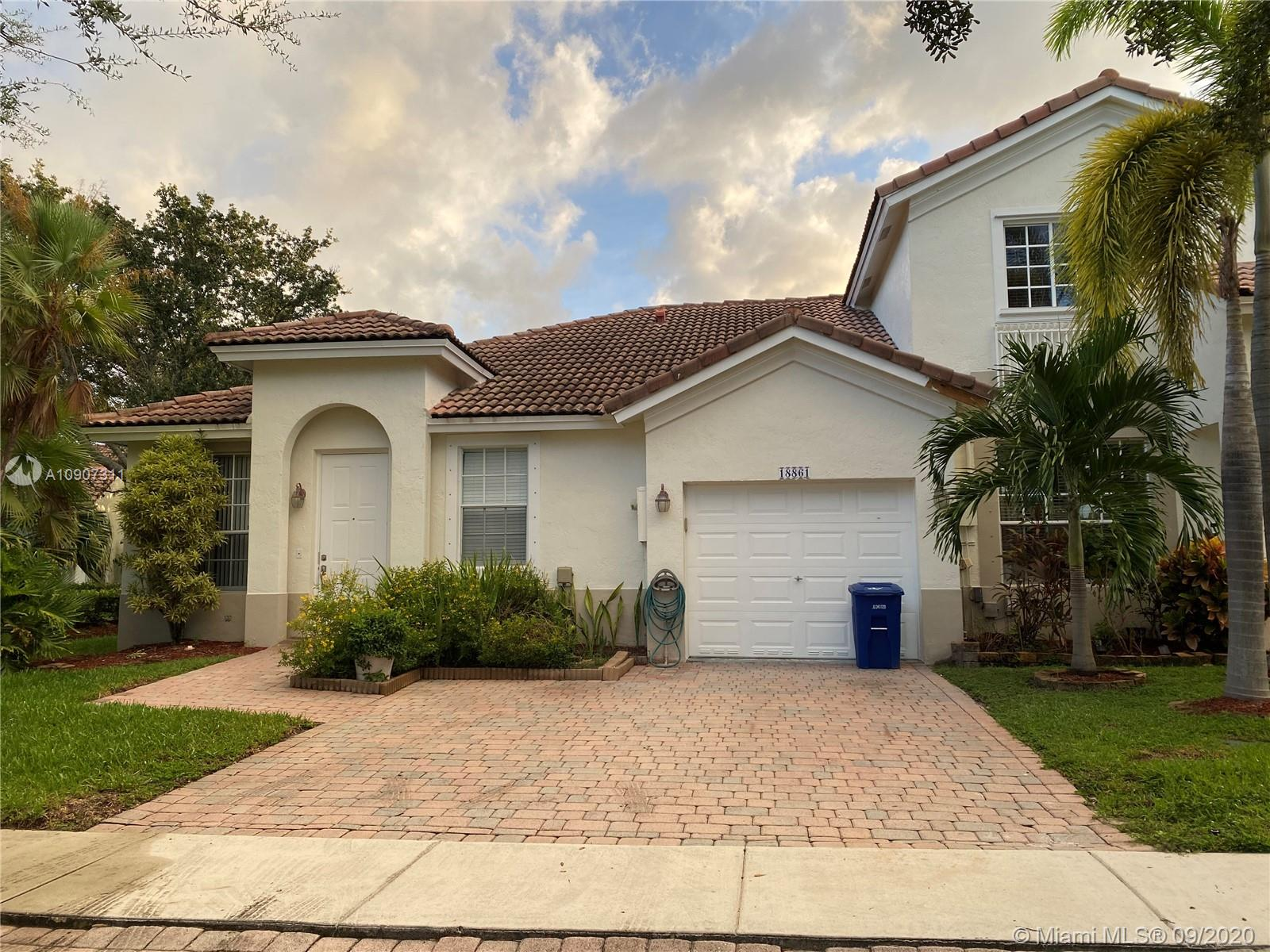 18861 SW 28TH CT #18861 For Sale A10907311, FL