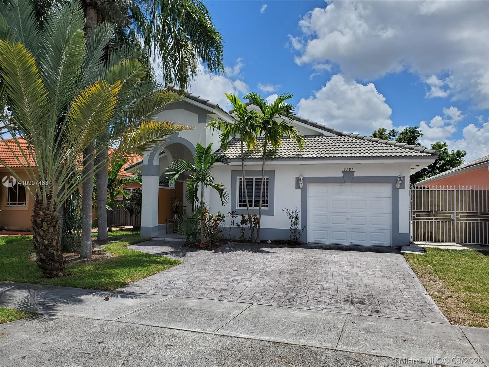 8786 NW 142nd St  For Sale A10907463, FL