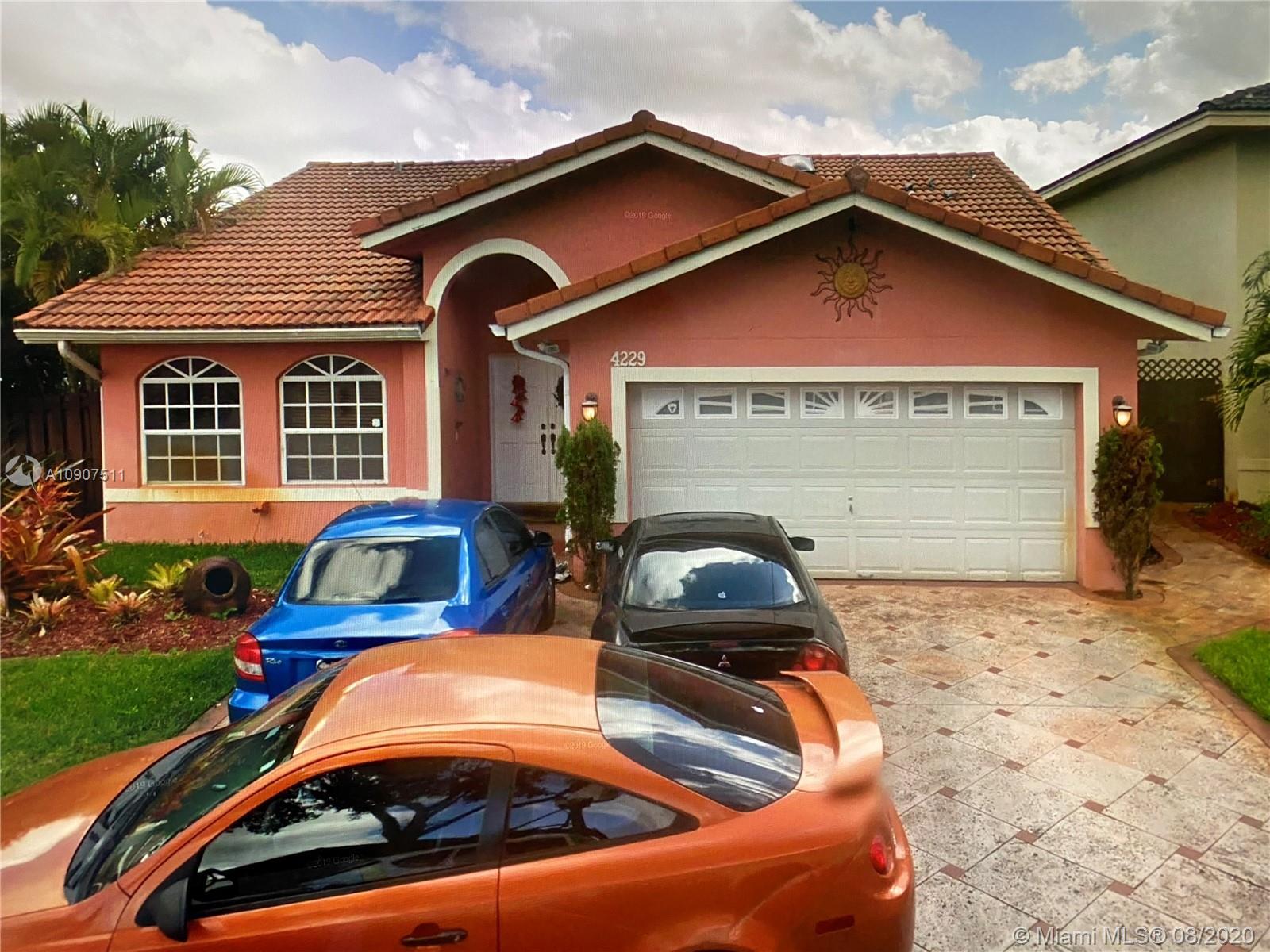 4229 SW 154th Ave, Miami FL 33185