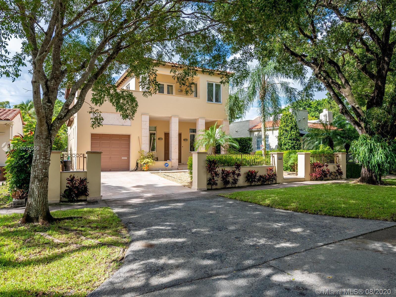 612  Alcazar Ave  For Sale A10907506, FL
