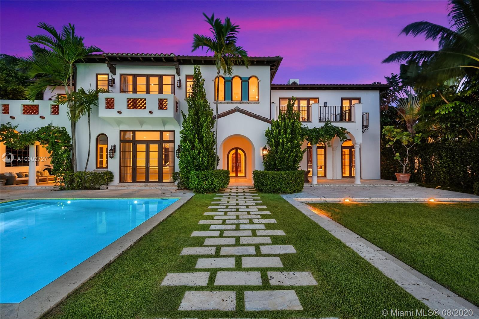 4412 N Bay Rd  For Sale A10902727, FL