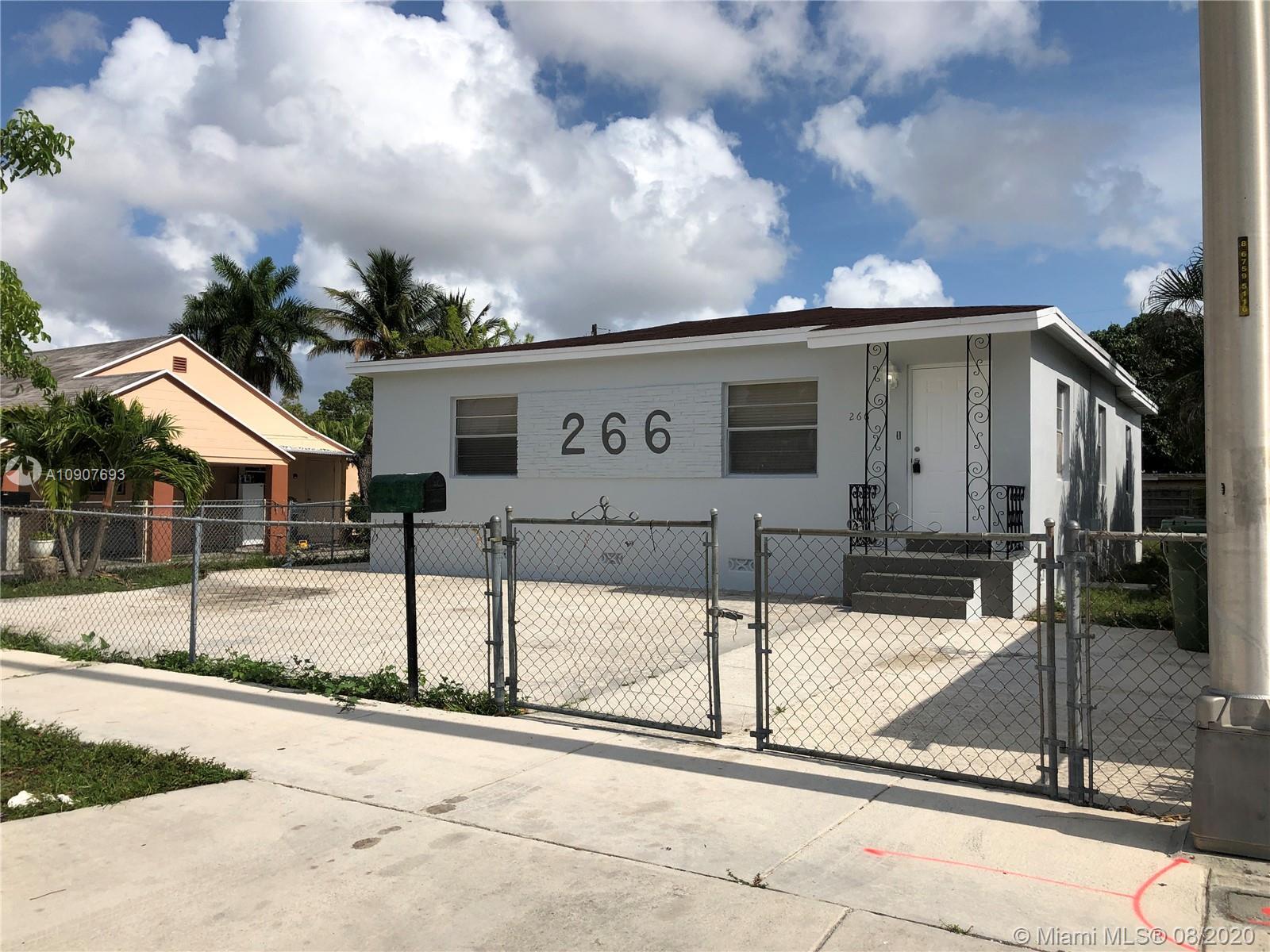 266 E 13th St, Hialeah FL 33010