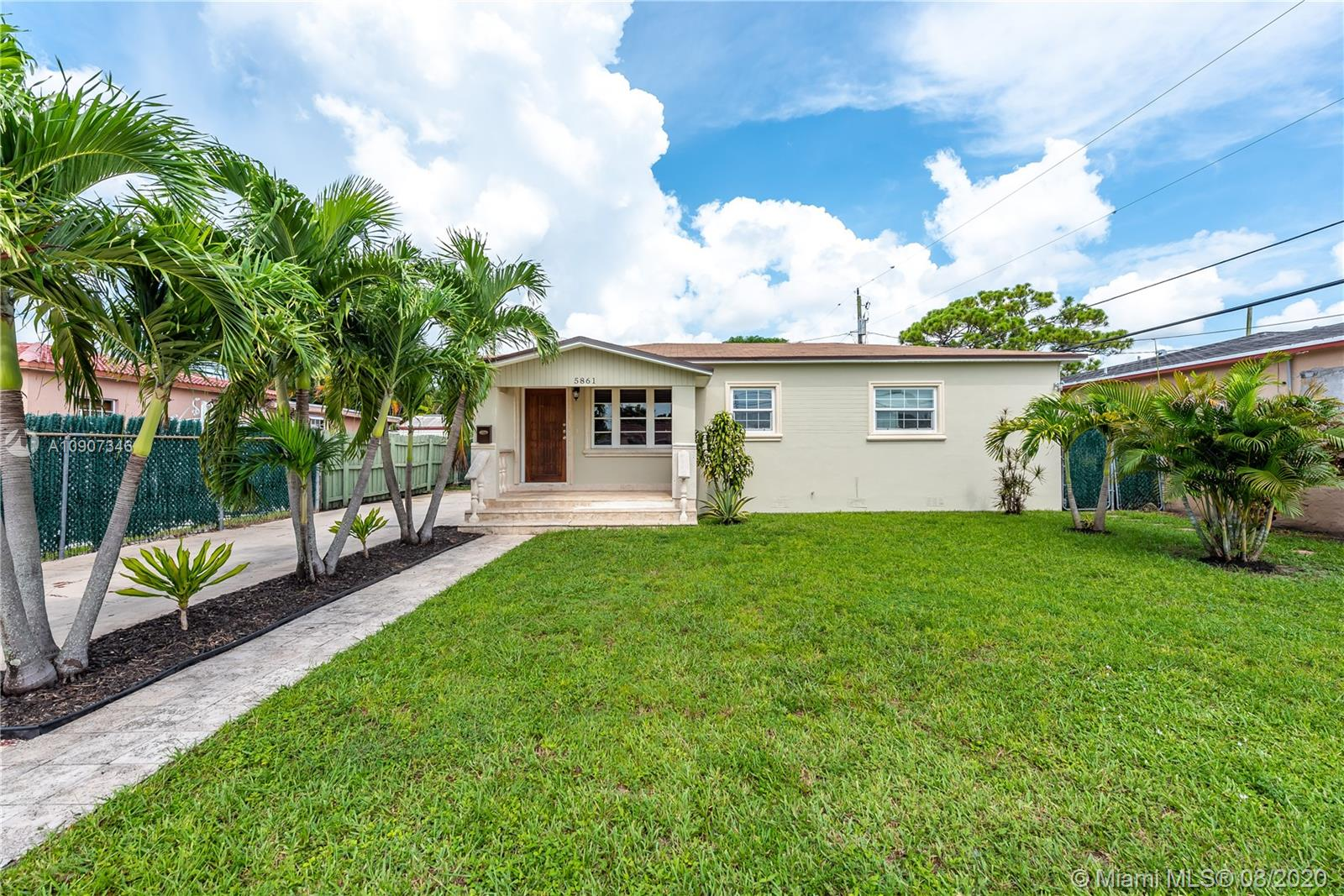 5861 E 6th Ave  For Sale A10907346, FL