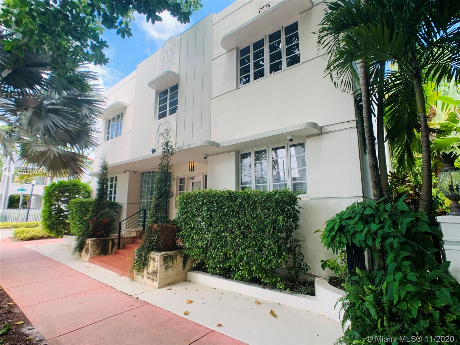 359  Meridian Ave #A204 For Sale A10907894, FL