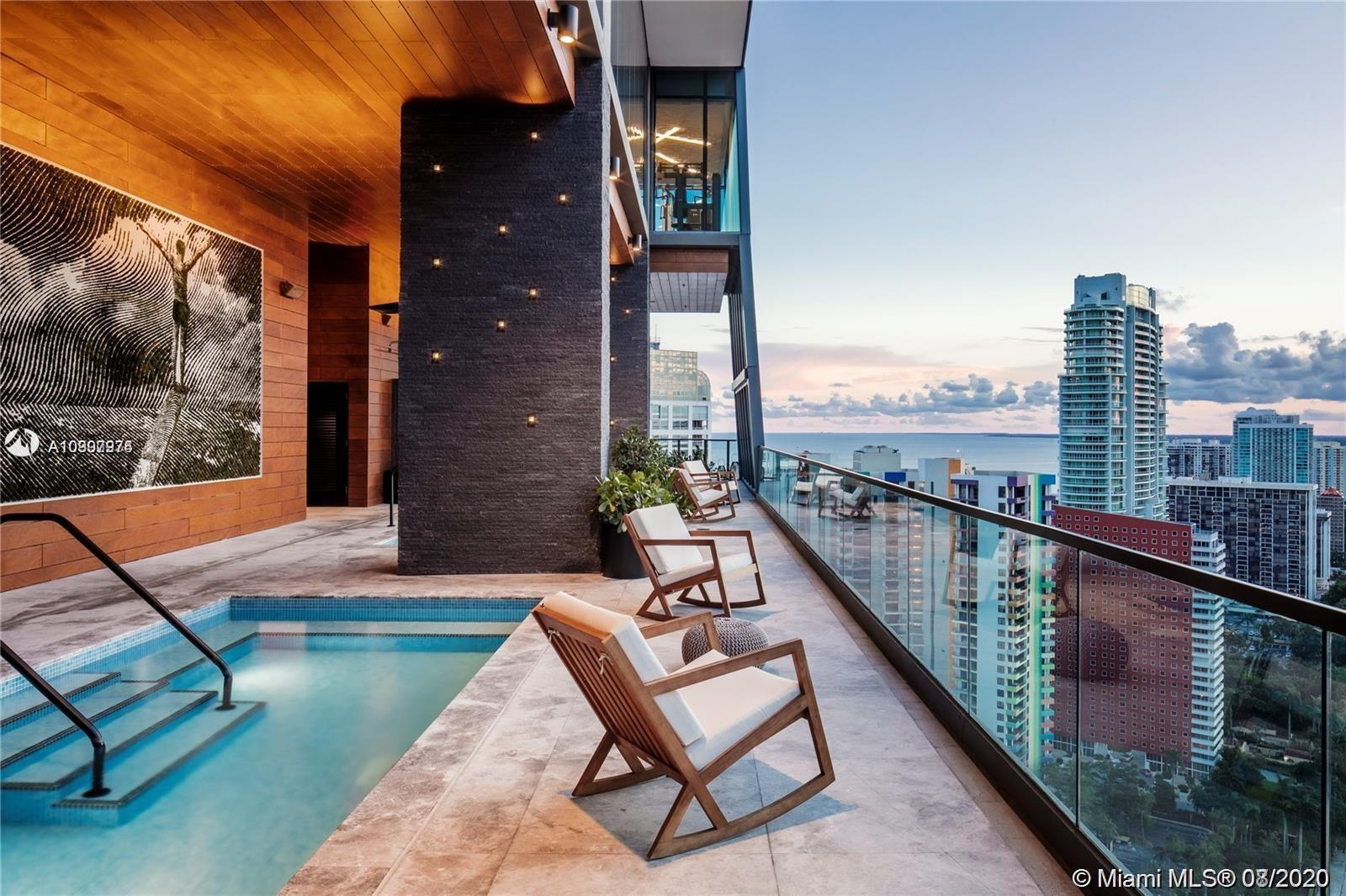 1451  Brickell Ave #3704 For Sale A10907974, FL